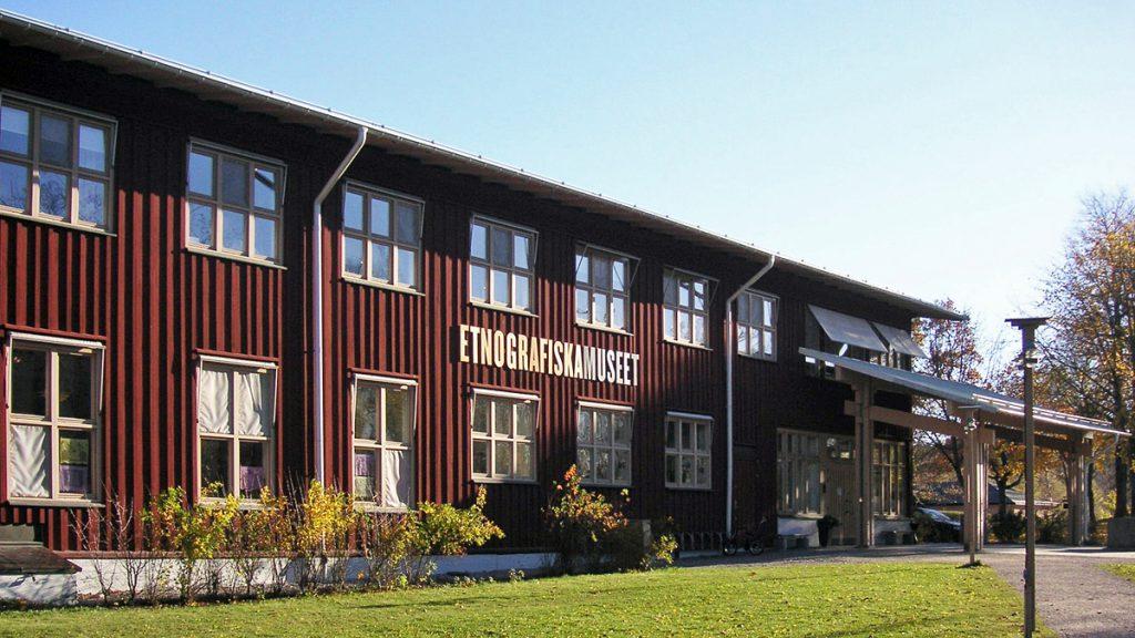 Etnografiska museet. Foyto: Holger Ellgaard (Wikimedia CC BY-SA 3.0)