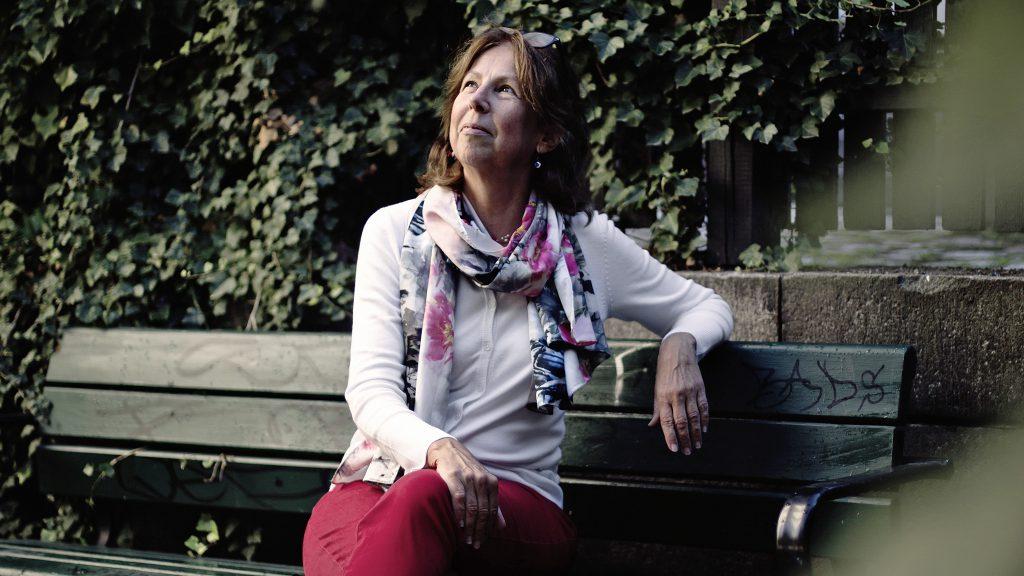 Eva-Sofi Ernstell. Foto: Anna Bergqvist/Dansmuseet