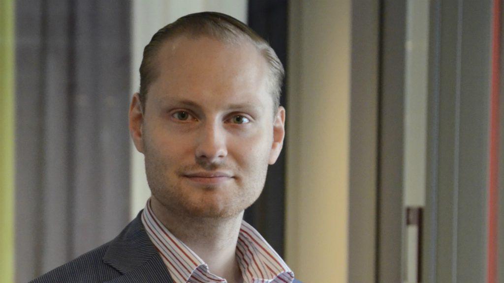 Fredrik Charpentier Ljungqvist. Foto: Malin Gard