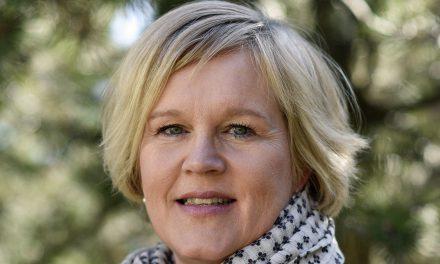 Karin Åström Iko ny riksarkivarie