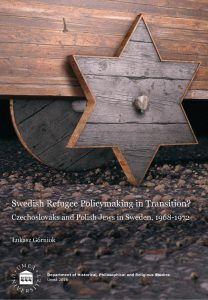 Swedish refugee policymaking in transition - omslag