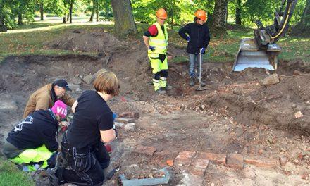 Ont om arkeologer när Stockholm bygger