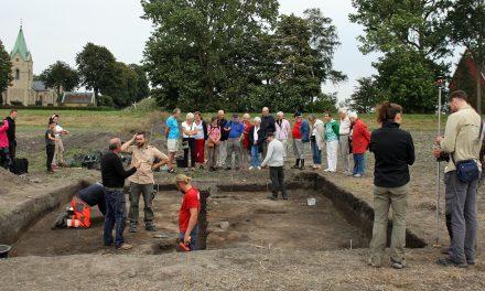 Utgrävningar i Uppåkra efter rekordsommar