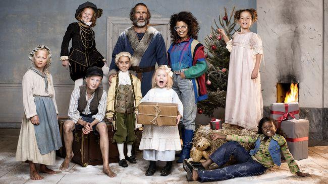 Tusen år till julafton
