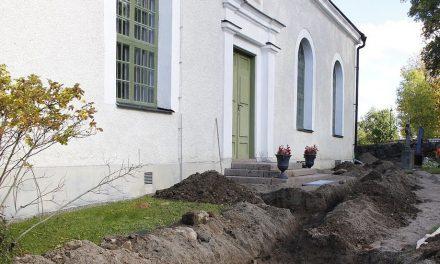 Försvunnen runsten återfunnen i Uppland