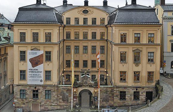 Tusen mynt stulna från Kungliga Myntkabinettet – tidigare anställd åtalas
