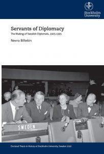 Serrvants of diplomacy