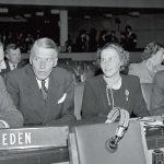 Ökad specialisering gjorde kvinnor till diplomater