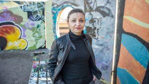 Mariya Voyvodova, ordförande i kulturnämnden i Göteborg. Foto Lena Dahlström