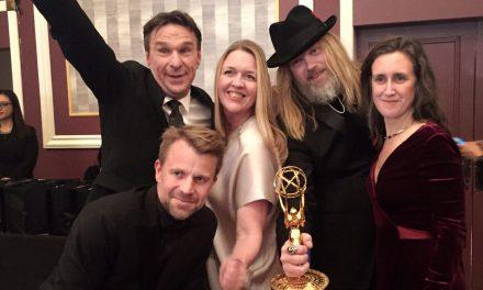 """""""Allt för Sverige"""" vinnare på Emmy-galan"""