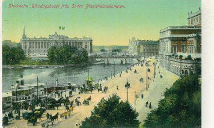 Ideologi och samhällsförändring kring sekelskiftet 1900