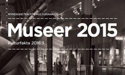 26,5 miljoner museibesök förra året