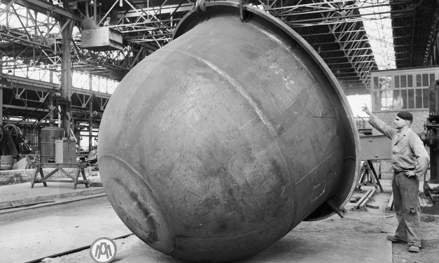 Valloner – arvet till svenska stålindustri