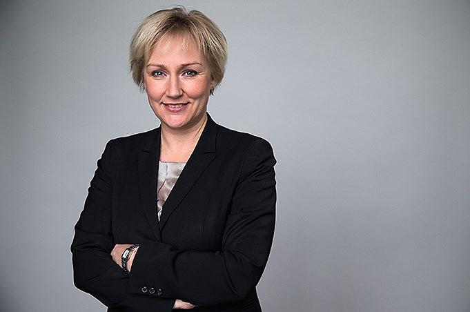 Helene Hellmark Knutsson, minister för högre utbildning och forskning. Foto: Kristian Pohl/Regeringskansliet