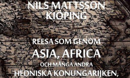 Nils Mattsson Kiöpings resa i Asien och Afrika 1647-1656