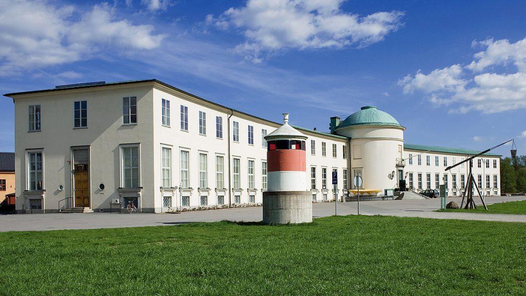 Sjöhistoriska museet. Foto: Anneli Karlsson, SMM