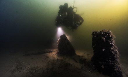 Värdefullt vrakfynd i Karlskrona – stadens första krigsskepp