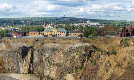 Falu gruva kan vara 400 yngre än man trott