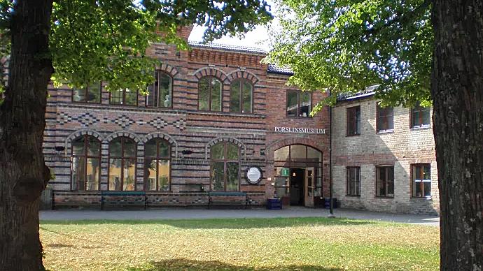Gustavsbergs Porslinsmuseum. Foto: Kjell Lööw