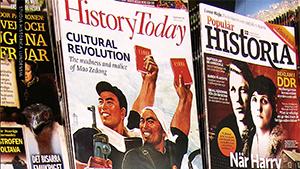 Historieskrivningen i Populär Historia och History Today