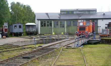 Järnvägssällskap hotas av konkurs