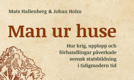 Hur krig, upplopp och förhandlingar påverkade svensk statsbildning