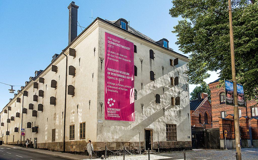 Scenkonstmuseet. Foto: Jonas André