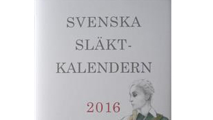 Svenska Släktkalendern 2016