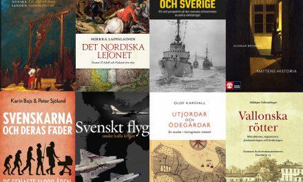 Rösta fram Årets bok om svensk historia 2016