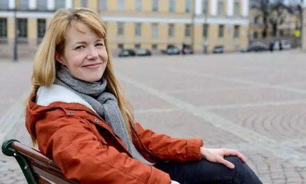 Mirkka Lappalainen får Vasamuseets Vänners pris