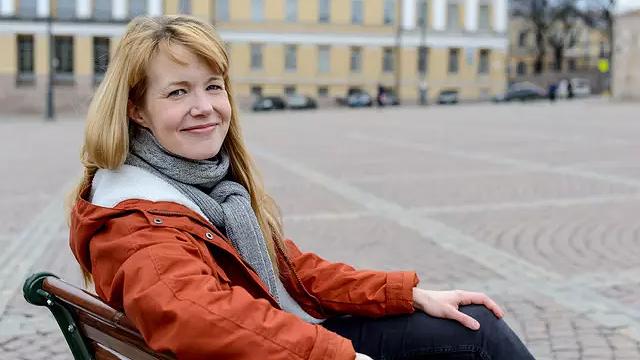 Mirkka Lappalainen. Foto: Mika Federley