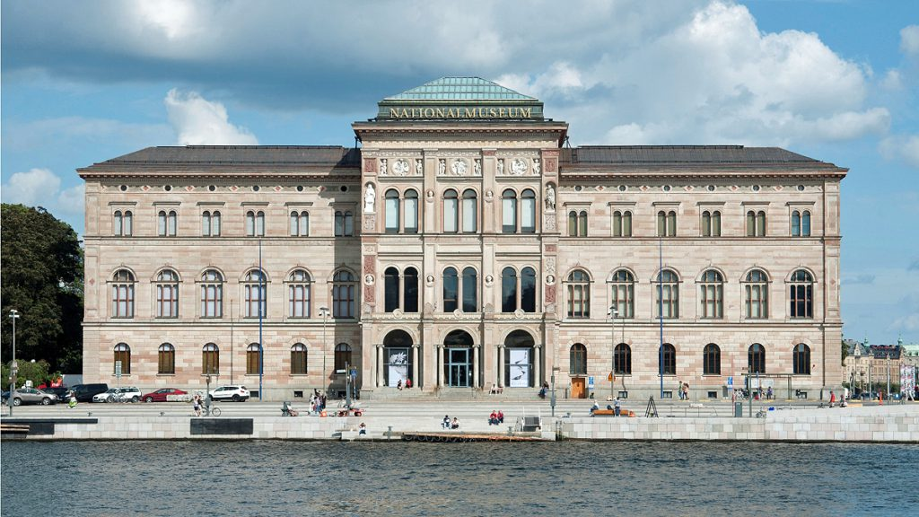 Nationalmuseum. Foto: Hans Thorwid/Nationalmuseum
