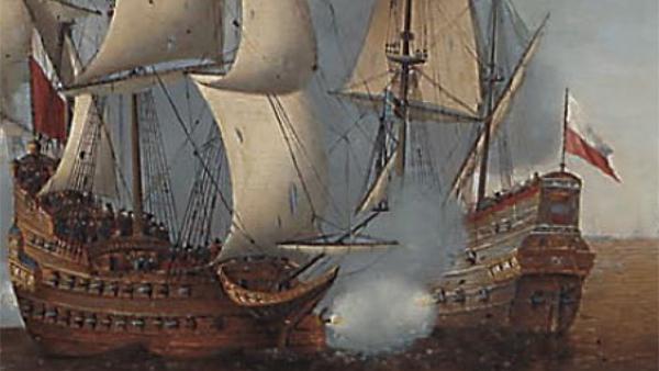 Svenska sjöofficerare på 1500-talet