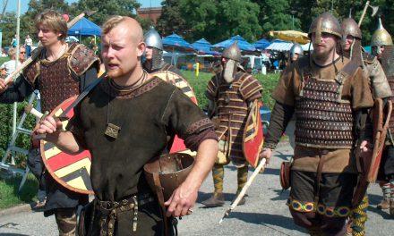 Tioårigt forskningsprojekt om vikingatiden
