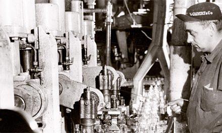 Kvinnor missgynnades när glasbruken blev maskinella