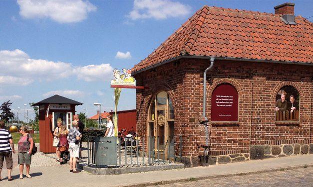 Litet museum med stor portion Alfredson