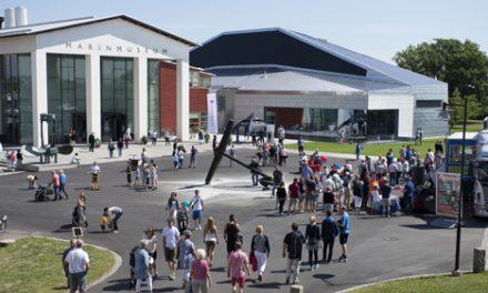 Stor besöksökning efter fri museientré