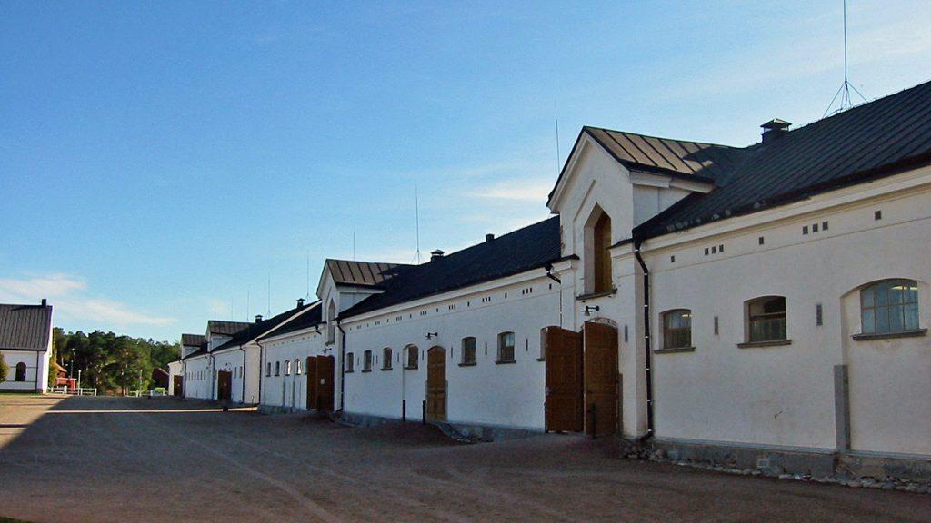 Det stora stallet på Strömsholm. Foto: MagnusA (Wikimedia Commons CC BY-SA 3.0)