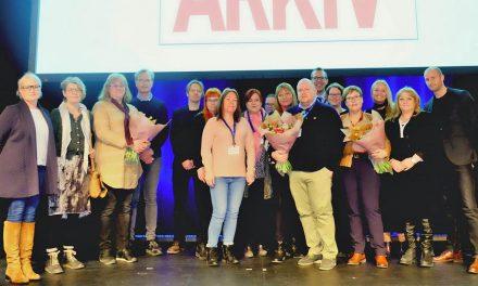 Migrationsverket har årets arkiv 2017
