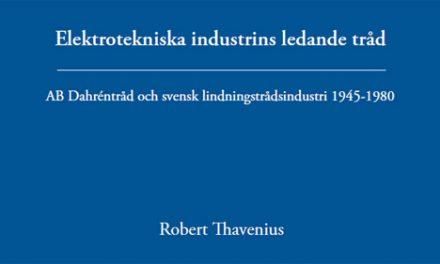 Svensk lindningstrådsindustri 1945-1980