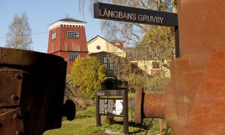 Långbans gruv- och kulturby årets industriminne