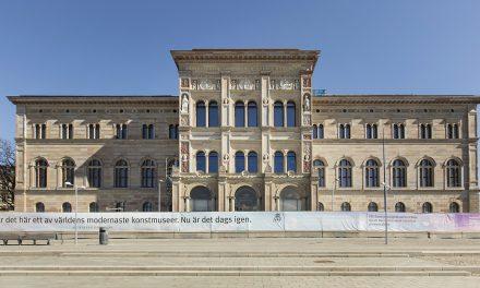Nedräkning för Nationalmuseums renovering