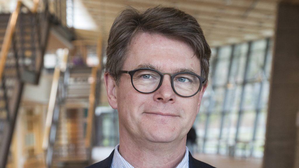 Peter Aronsson. Foto: Linnéuniversitet