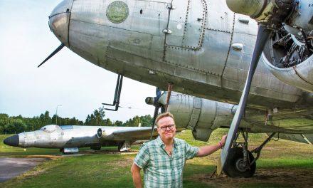 Flygvapenmuseum leder jakt på utrotningshotade ljud