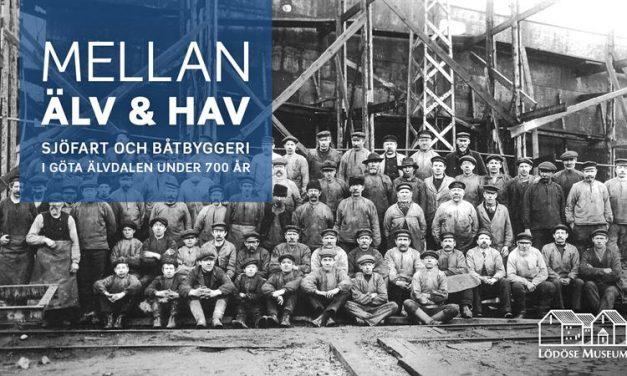 Mellan älv och hav – sjöfart och båtbyggeri i Göta älvdalen under 700 år