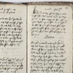 Språk och texter i Stockholms stads tänkeböcker