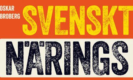 Svenskt näringsliv i omvandling från 1980 till våra dagar