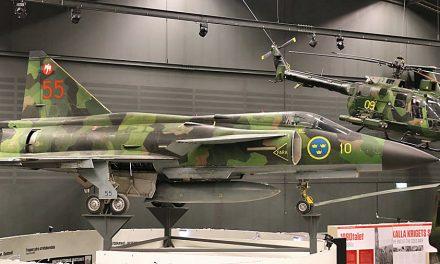 Flygvapenmuseum vill veta hur du minns Viggen