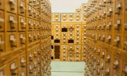 Digitaliserade kortkataloger öppnar dörren till KB:s äldre material