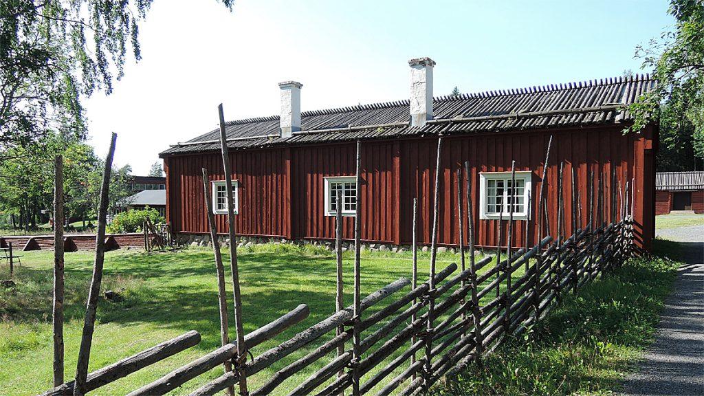 Västerbottens museums friluftsmuseum. Foto: Visit Umeå
